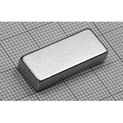 MAGNES NEODYMOWY Płytkowy 25x10x5mm N38...