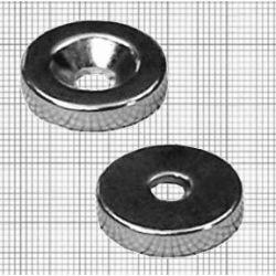 MAGNES NEODYMOWY Pierścieniowy 25x11/5,5x3 mm N38...