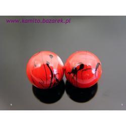 Koraliki dekoracyjne kule 8 mm