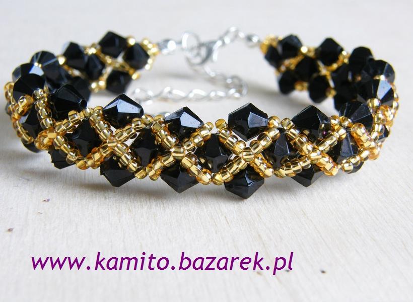 db0bdfba6de4 Ulubione Bransoleta z koralików na Bazarek.pl  QT-97