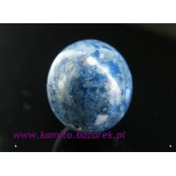 Koral naturalny niebieski 12 mm