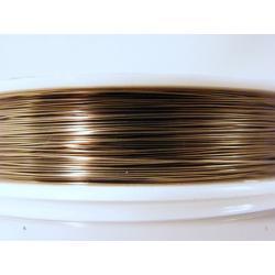 Drucik w kolorze mosiądzu 0.3 mm