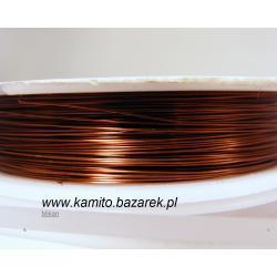 Drucik w kolorze brązowym 0.3 mm