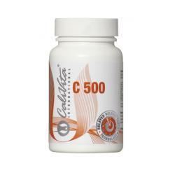 C-500 Naturalna witamina C - odporność organizmu