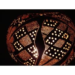 Naturalna Lampa Afryka  Klasyczne