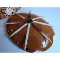 Naszyjnik z tykwy RPA Dzwonki, cymbałki, trójkąty