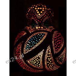 Naturalna Lampa tykwa AFRYKA Klasyczne