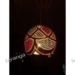 Naturalna lampa TYKWA / abażur Pozostałe