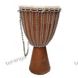 djembe beben duży Muzyka i Instrumenty