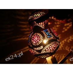 Naturalna lampa TYKWA  Dzwonki, cymbałki, trójkąty