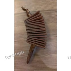 Instrument KROKODYL drewno Muzyka i Instrumenty