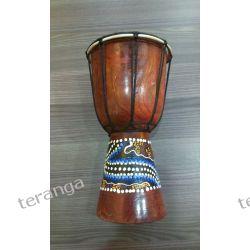 Bęben INDONEZJA malowany Muzyka i Instrumenty