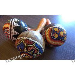 Instrument Marakas Grzechotka kokos
