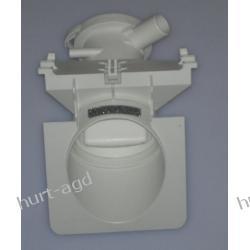 Whirlpool Filtr (wkładka) pompy wylewającej pralki duży Pralki