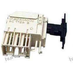 Whirlpool Wyłącznik sieciowy (główny) zmywarki GSF