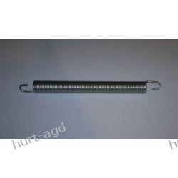 Sprężyna linki zawiasu drzwi zmywarki Beko / Whirlpool