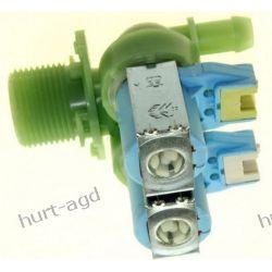 Elektrozawór 2-drożny 180o Beko wtyczka