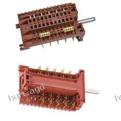 Przełącznik funkcji piekarnika kuchenki Bosch Siemens 6HE002