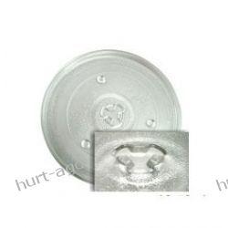 Talerz szklany kuchenki mikrofalowej Amica Zelmer Electrolux 27 cm