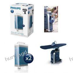 Wkład antywapienny żelazka Philips WardrobeCare 2szt Żelazka