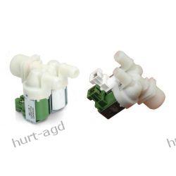 Elektrozawór pralki 2-drożny 180 FI-12/14 na wtyczkę RTV i AGD