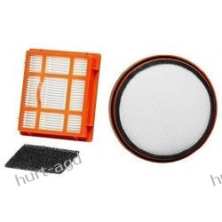 Zestaw filtrów okrągły, hepa, piankowy Electrolux AEF139 AGD drobne