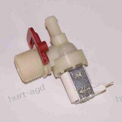 Elektrozawór 1- drożny / 90o /  24V