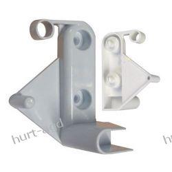 Mocowanie drzwiczek zamrażalnika lodówki Ariston Indesit prawe Części i akcesoria