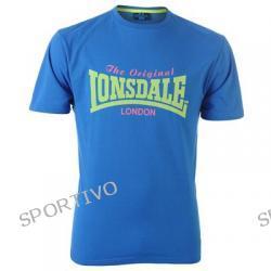 T-shirt Lonsdale Large Logo TShirt Mens 10 kolorów