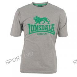 T-shirt Lonsdale Flk Logo T Shirt Mens 5 kolorów