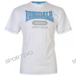 T-shirt Lonsdale Gp T Shirt Mens 4 kolory