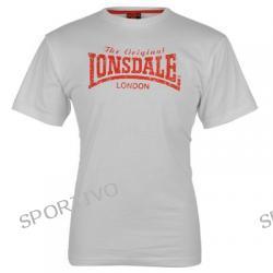T-shirt Lonsdale Logo T Shirt Mens 4 kolory