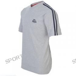 T-shirt Lonsdale 2 Stripe V Neck T Shirt Mens 8 kolorów