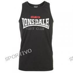 Bezrękwnik Lonsdale Muscle Vest Mens