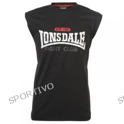 Bezrękwnik Lonsdale Sleeveless T Shirt Mens
