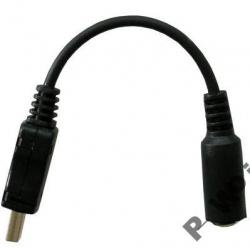 ADAPTER DO HF MOT V3/K1/W375/L6 - mini jack