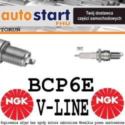 ŚWIECA ZAPŁONOWA NGK V-LINE 17 BCP6E  TORUŃ