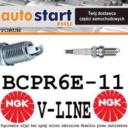 ŚWIECA ZAPŁONOWA NGK V-LINE 11 BCPRE-11  TORUŃ