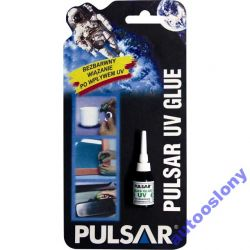 PULSAR UV-GLUE 3 g klej utwardzany promieniami UV