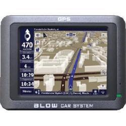 Nawigacja BLOW GPS35R+AutoMapa EUROPA NOWA