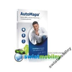 AUTOMAPA EUROPA 6.1. WERSJA BOX FAKTURA VAT