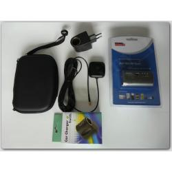 ZESTAW  ETUI + ADAPTER  + Bateria USB + ANTENA GPS
