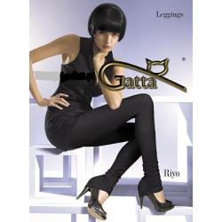 LEGGINSY RIYO 04  GATTA 2S CZARNE LUB FIOLETOWE