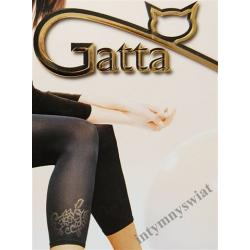 LEGGINSY FANTASIA 60 DEN  01 GATTA  2S CZARNE HIT