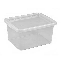 POJEMNIK PLASTIKOWY ŻYWNOŚCIĄ BASIC PLAST TEAM 13L