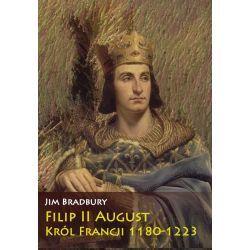 Filip II August. Król Francji 1180-1223