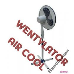 WENTYLATOR stojący 40 cm AIR COOL Wiatrak EXPRESS