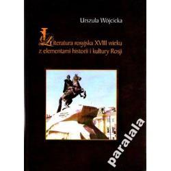 LITERATURA ROSYJSKA XVII Oswiecenia Historia Rosji