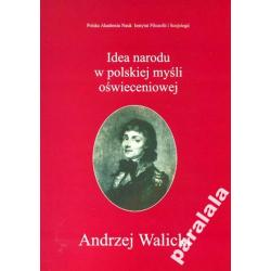 Narod - Polska Mysl - Filozofia Oswiecenia Walicki