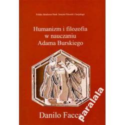 HUMANIZM FILOZOFIA A. BURSKI CYCERON ARYSTOTELES